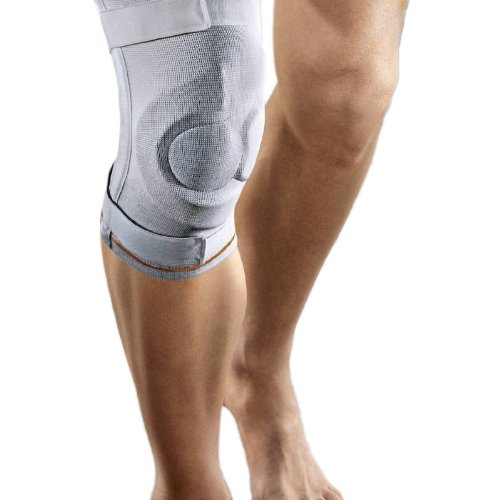 Sporlastic Patelladyn platinum Kniebandage mit lateralem Halbring 2 rechts
