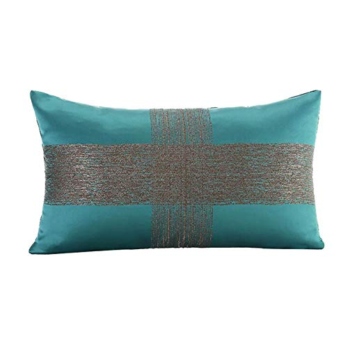Namgiy Bordado Funda Cojines Pillow Case Suave Funda