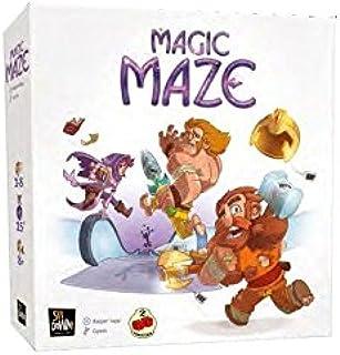 Magic Maze (castellano