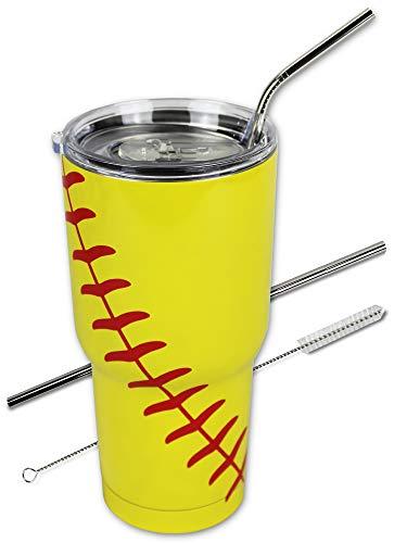 Baseball Tumbler