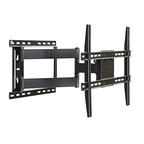 Atlantic Full Motion TV Wall Mount - Articulating Mount for Flat Screen TVs...