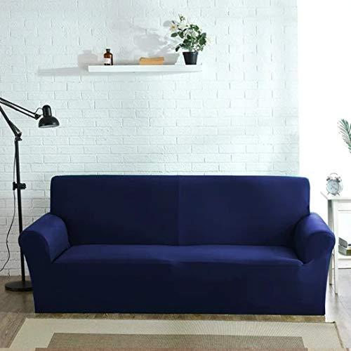 Aututer Wohnzimmermöbelschutz elastische Schutzhülle, Ecksofabezug, Sofabezug