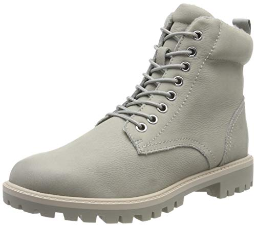 Tamaris Damen 1-1-25272-23 Combat Boots, Grau (Light Grey 254), 40 EU