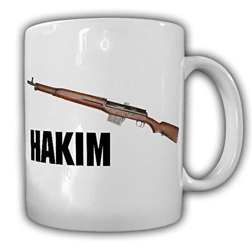 Hakim Gewehr Ägypten Waffe Militär 7.92mm Streitkräfte Ägyptens Tasse #16042