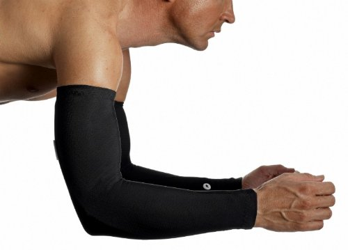 assos ARMWARMERS_S7 Rot - 1 (M-L)