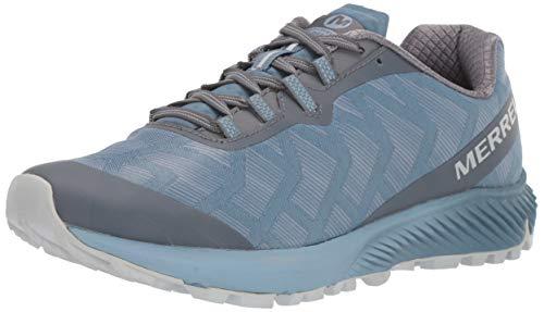 Merrell Agility Synthesis Flex, Zapatillas de Running para Asfalto Mujer, Azul (Blue Stone), 42 EU
