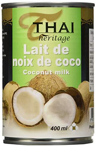 THAI HERITAGE Lait de Noix de Coco 400 ml