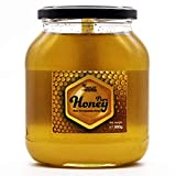 Pure Raw Honey - 900g - 100% Natural, unheated, untreated and unpasteurised