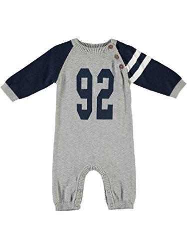 Name It de tricot Combinaison en taille 74, gris