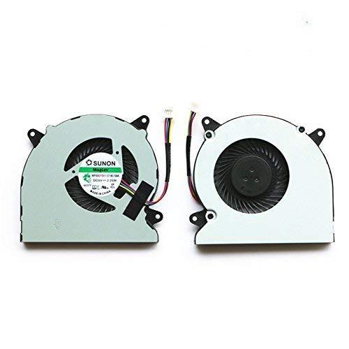 Nuova ventola di raffreddamento CPU del computer portatile per ASUS N550 N550J G550JK N750 N750JK N750JV P/N: MF60070V1-C180-S9A