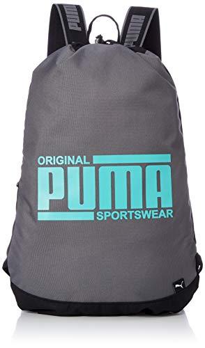 PUMA Unisex– Erwachsene Sole Smart Bag Rucksack, Castlerock, OSFA