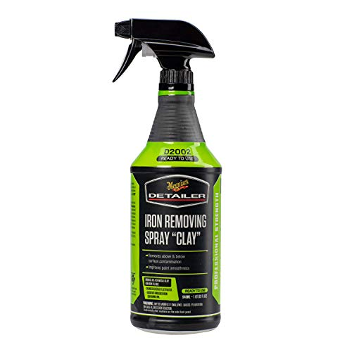 MEGUIAR'S DRTU200232 Iron Removing Spray CLAY-950 ML
