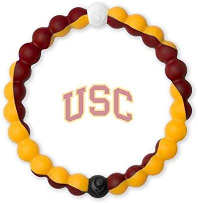 Lokai Collegiate Game Day Bracelet Southern California Medium product image