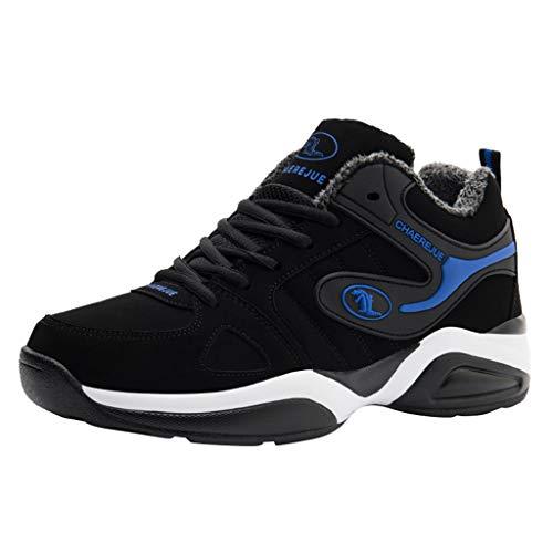 Zapatillas de Running Tenis para Hombre Zapatos De Senderismo Antideslizantes Sport