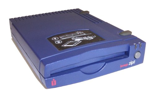 Iomega Z100P2 Parallel Port Zip Drive