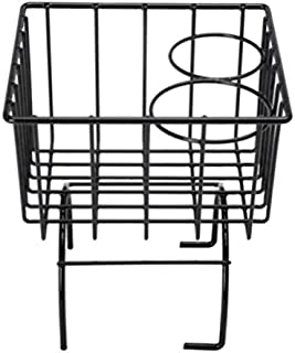 Moore Parts Empi 18-1066 Vw Bug Center Hump Black Storage Basket - Bug-GHIA-Type 3-Vw Thing