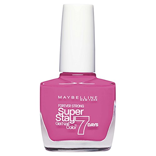 MAYBELLINE SUPERSTAY 7 DAYS 125 ENDURING NAGELLAK PINK
