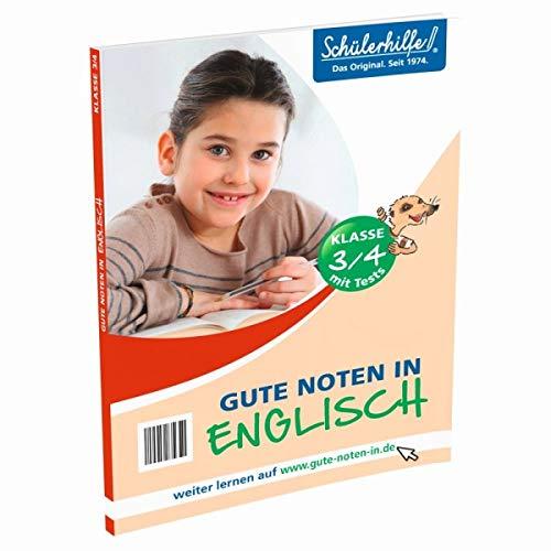 Schülerhilfe! Gute Noten in Englisch Klasse 3/4