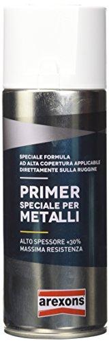 Arexons 3432 Speciale Metalli Fondo Riempitivo, 400 Ml