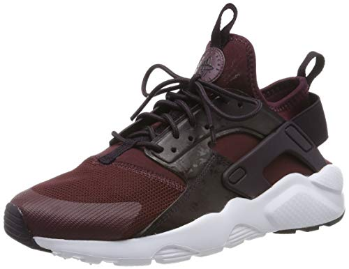 Nike Air Huarache Run Ultra GS, Zapatillas de Running Niños, Multicolor (Night Maroon/Burgundy Ash/White 602), 35.5 EU