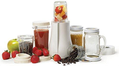 Tribest Mason Jar Personal Blender PB-350-220V BPA Free, 220V, NOT FOR USA USE (European Cord)