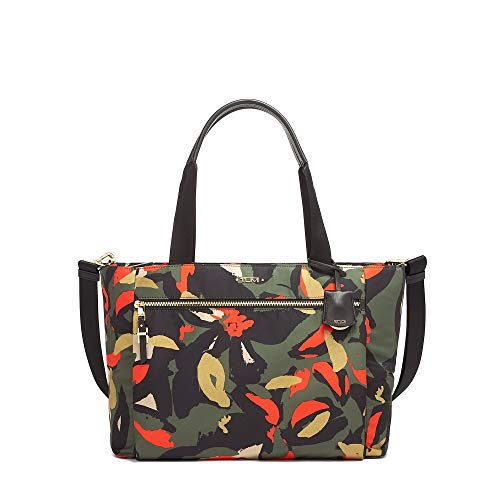 TUMI - Voyageur Mauren Laptop Tote - 13 Inch Computer Bag for Women - Lily Abstract