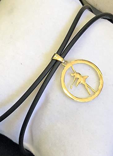Ballerina Bracelet Gold Ballet