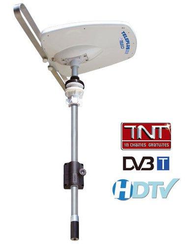 Teleco digitale TV-antenne Teleplus x2/165 voor caravans camper