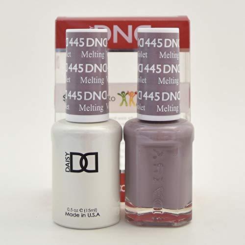 DNDDuo Gel (Gel & Matching Polish) Fall Set 445 - Melting Violet