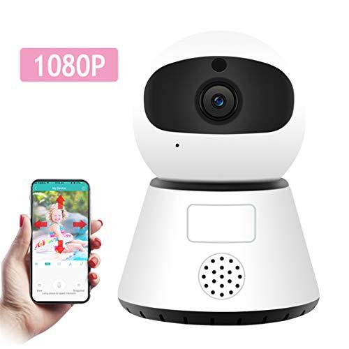 FTSUI WiFi 1080P IP-camera, indoor Home Security Camera Encryptie bescherming, PTZ rotatie bewaking, Video afspelen, Snelle installatie
