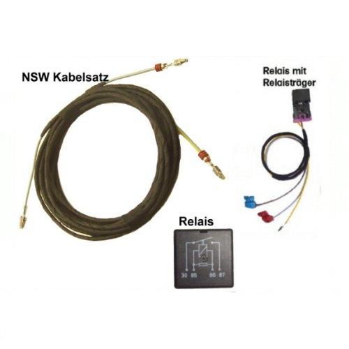 Kabelsatz Nebelscheinwerfer + Relais Golf IV 4 / Bora