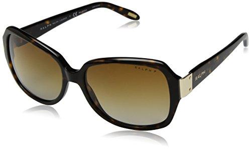 Ralph Lauren RALPH BY 0Ra5138 Gafas de sol, Dk Tortoise, 58 para Mujer