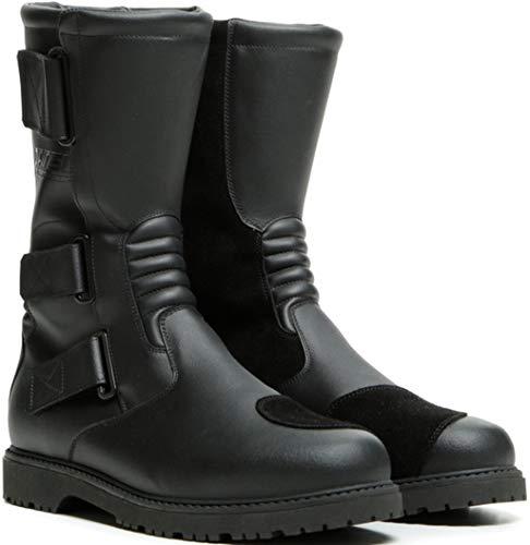 Dainese Tamba Boots, botas de moto de piel 45 Tap-Shoe
