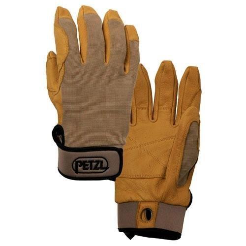 Petzl Erwachsene Handschuhe Cordex, Hellbraun, L