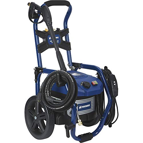 Save %5 Now! Powerhorse Brushless Portable Electric Pressure Washer Power Washer - 1.3 GPM, 2200 PSI