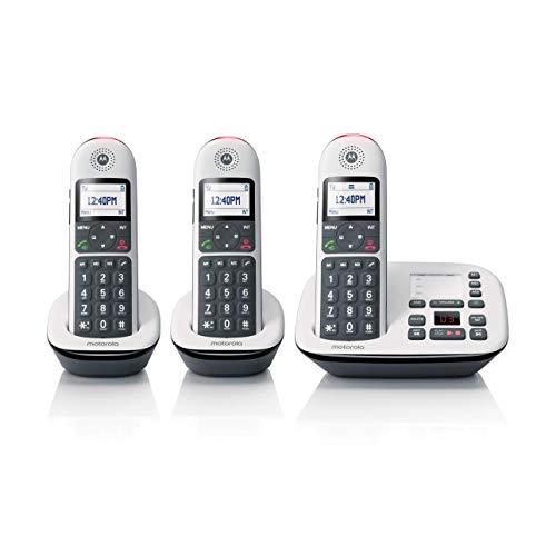 Motorola CD5013 Cordless Phone