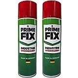 2 x Prime FIX Sprühkleber - Industriekleber - extra stark 500ml