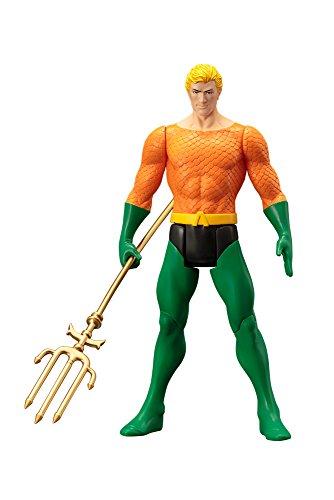 Kotobukiya Figurine Aquaman Super Power Classic (19 cm) ARTFX