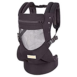 Ergonomic Bagpack Wrap For Plus Size Mom