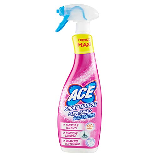 ACE SPRAY MOUSSE CLASSIC SPRAY 750ML
