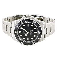 ロレックス ROLEX サブマリーナ 124060 ブラック文字盤 新品 腕時計 メンズ (W201122) [並行輸入品]