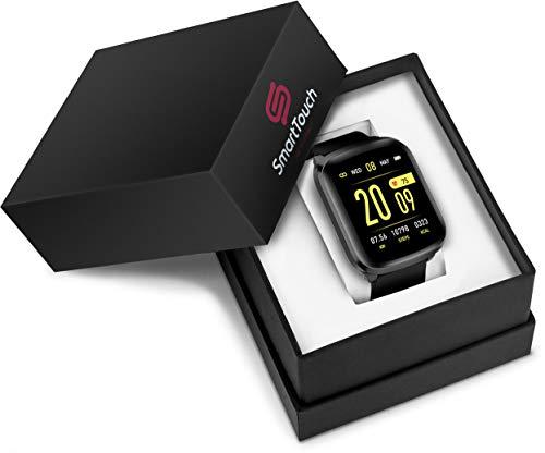 Smart Touch KW03 Smart Watch (Android, iOS) Fitness Tracker | Pedometer, HR Monitor, Sleep Tracker | Men, Women