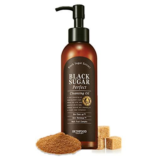 SKINFOOD Black Sugar Perfect Cleansing Oil 6.76 fl.oz.