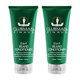 Clubman Pinaud 2-in-1 Beard Conditioner and Face...