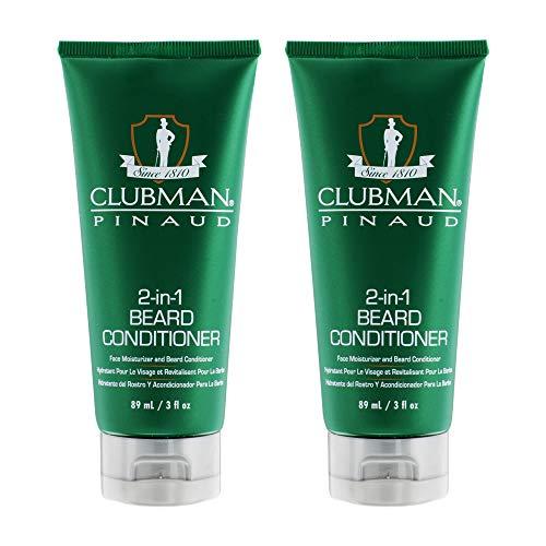 Clubman Pinaud 2-in-1 Beard Conditioner plus Face Moisturizer