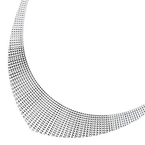 ch.abramowicz kleopatra collier halskette silber 925 44cm statement collier