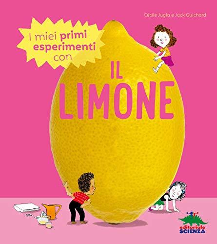 I miei primi esperimenti con il limone