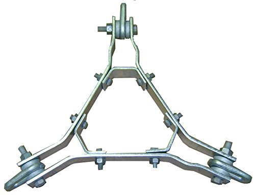 ROHN 25G Guy Bracket Assembly with Hardware - GA25GD - ROHN Tower. Buy it now for 188.99