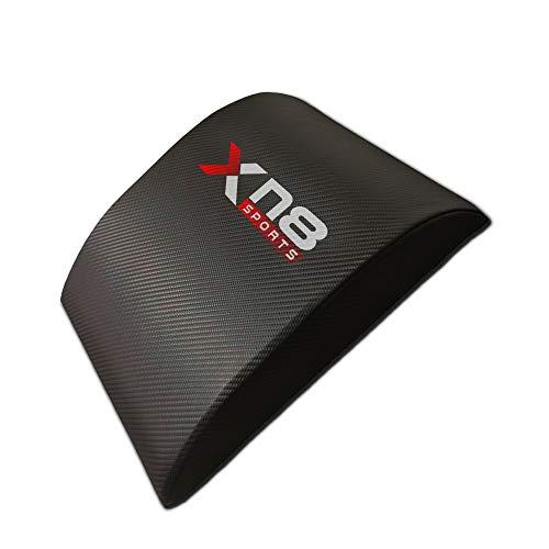 XN8 Bauchmuskel Matte - Ab Matten für Sit Ups - Tragbares Sit-Up-Pad - Bauch & Core Trainer Matte - Rutschfeste Ab Fitnessmatte für trainer & Crunches