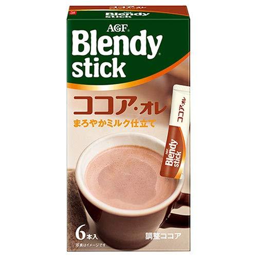 AGF ブレンディ スティック ココア・オレ (11g×6本)×24箱入